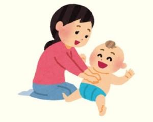 赤ちゃんコロコロ絵